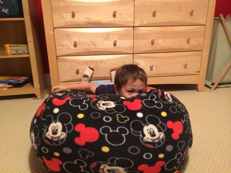 One Hour Floor Pillow Followed Directions On This Site Mickey Mouse