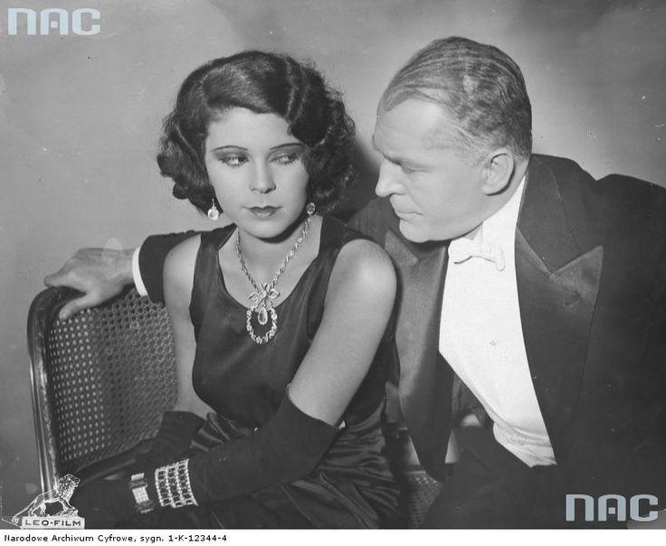 Nora Ney i Kazimierz Junosza-Stempowski