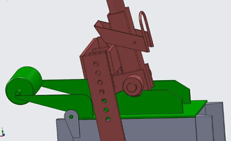 part of machine