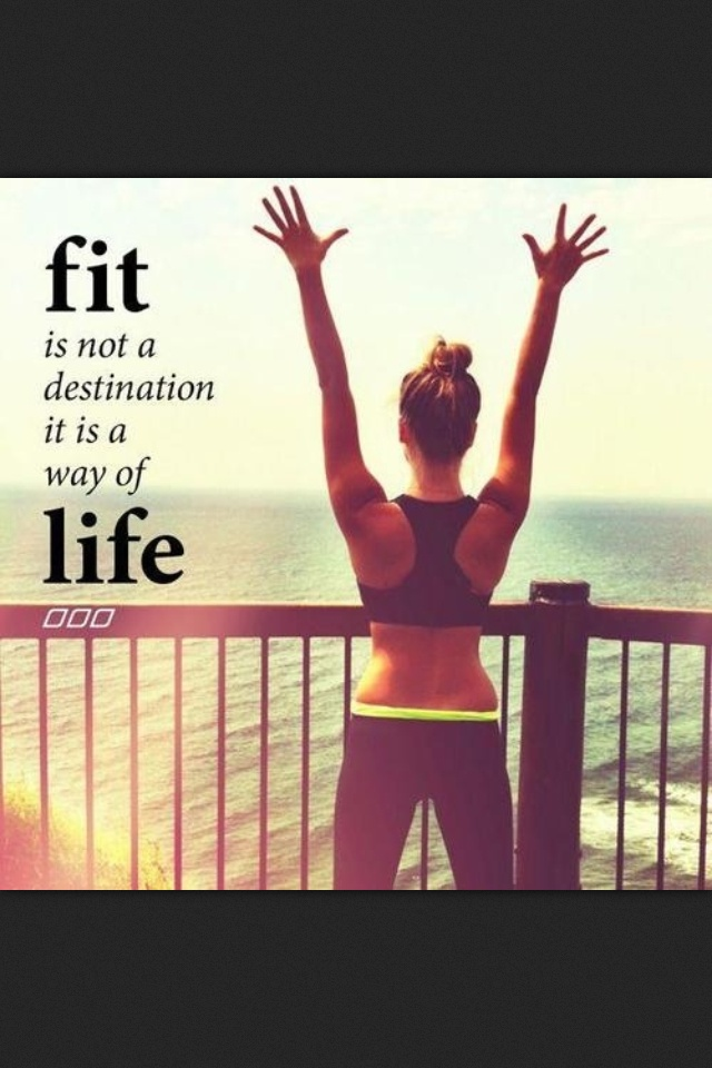 fitspirational quote