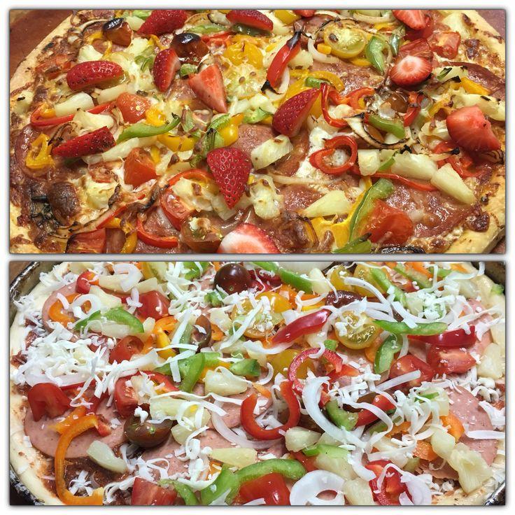 #Tomato shack pizza
