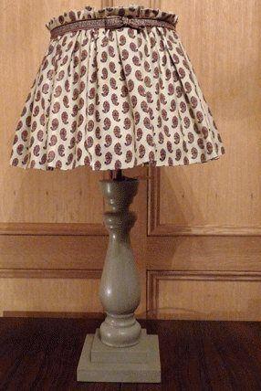 86 best lampshades images on pinterest lamp shades lampshades gathered paisley shade gathered paisley shade aloadofball Choice Image