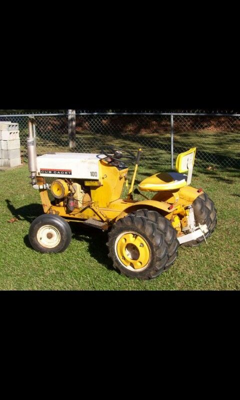 Cub Cadet 100 Crawler : Best images about nomadic wanderings of the net on