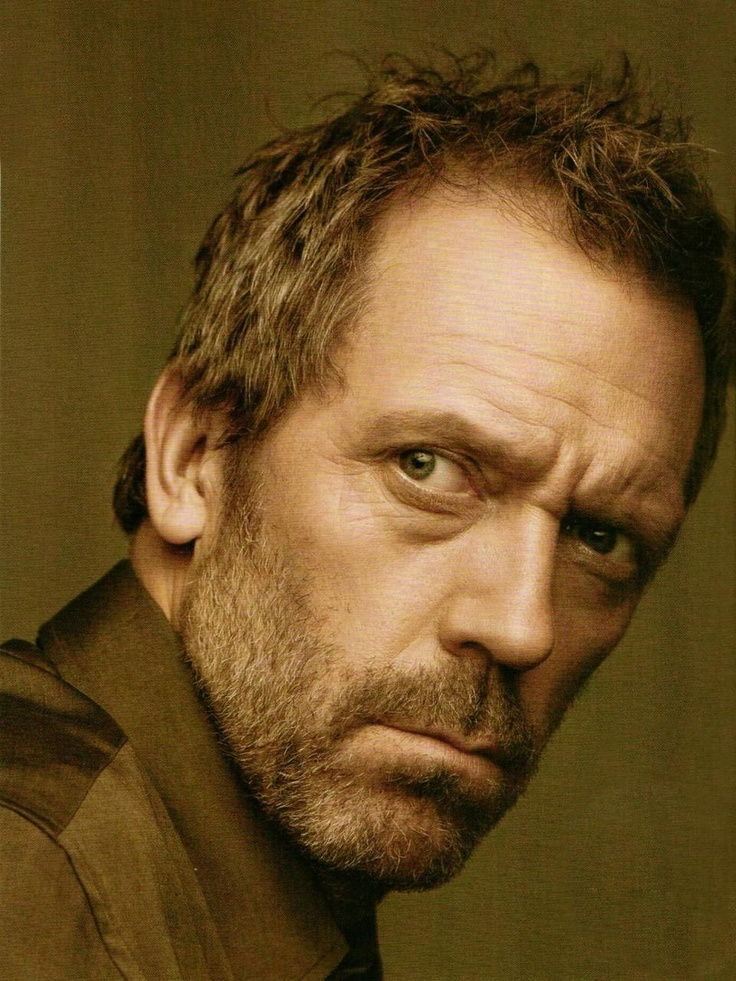 Hugh Laurie // HOUSE