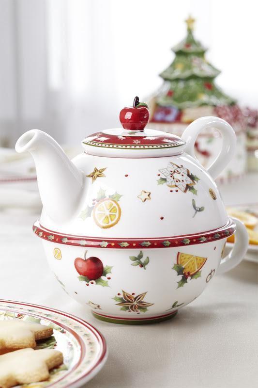 ♡ winter tea