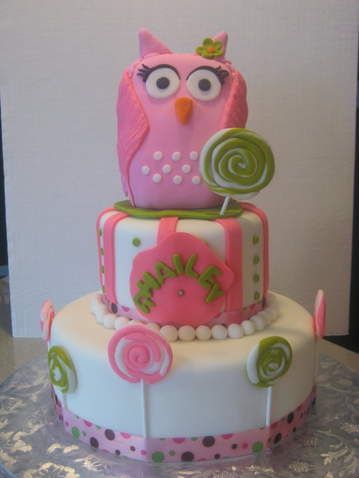 Look who's turning one! Cake