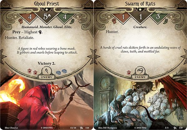 Arkham Horror: The Card Game | Image | BoardGameGeek