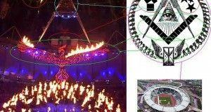Symbolism soccer world cup