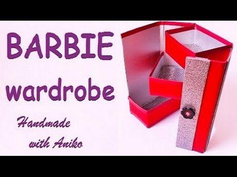 BARBIE wardrobe tutorial