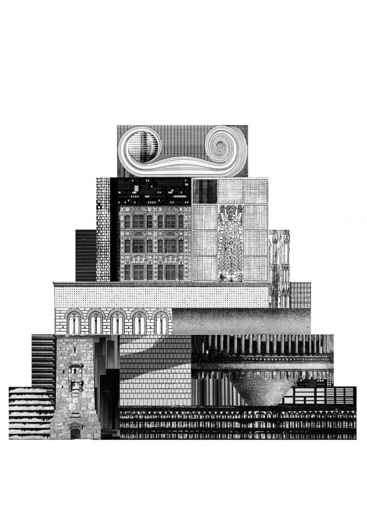 andrew kovacs_'elevation for a ziggurat' via archive of affinities