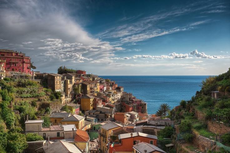 Village By The Sea || Photography by Elia Locardi www.blamethemonkey.com