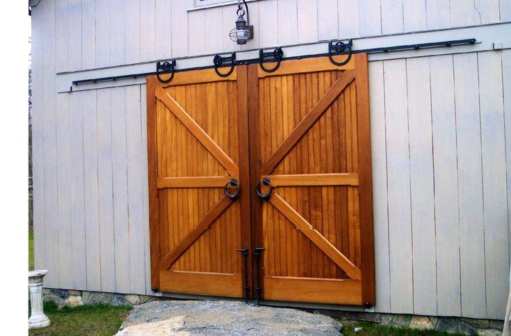 Sliding Barn Door Hardware For Garage Sliding Garage Doors Garage Doors Barn Door