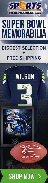 Seattle Seahawks Super Bowl Champs Memorabilia