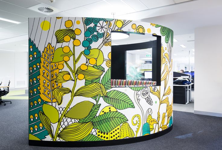 Melbourne Commonwealth Bank interior by Frost* Design.