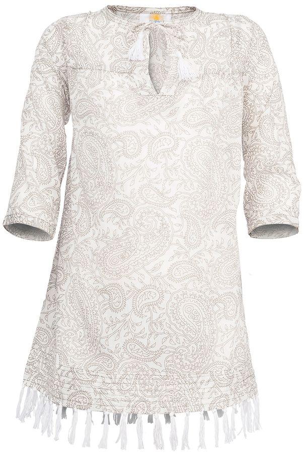 Guadalupe Design Ari Paisley Dress