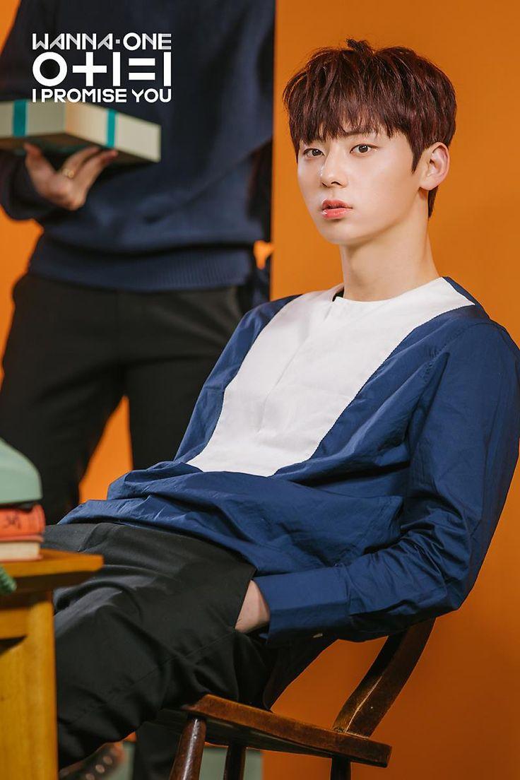 Minhyun Wanna One  I promise you  0+1=1