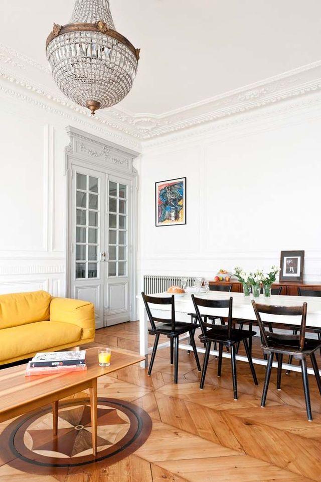 La gente feliz tiene un sofá amarillo (y 20 propuestas para convencerte) · Happy people have yellow sofas (and here's the proof)   VINTAGE & CHIC   Bloglovin'