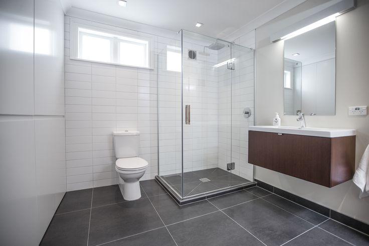 Bathroom 503. Sally Steer Design. Wellington, New Zealand.