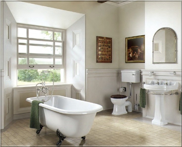 Buy Burlington Edwardian Bathroom Suite At Affordable Price. Manufacturing  Code Of Suite Is CHR, CHR, BLA,