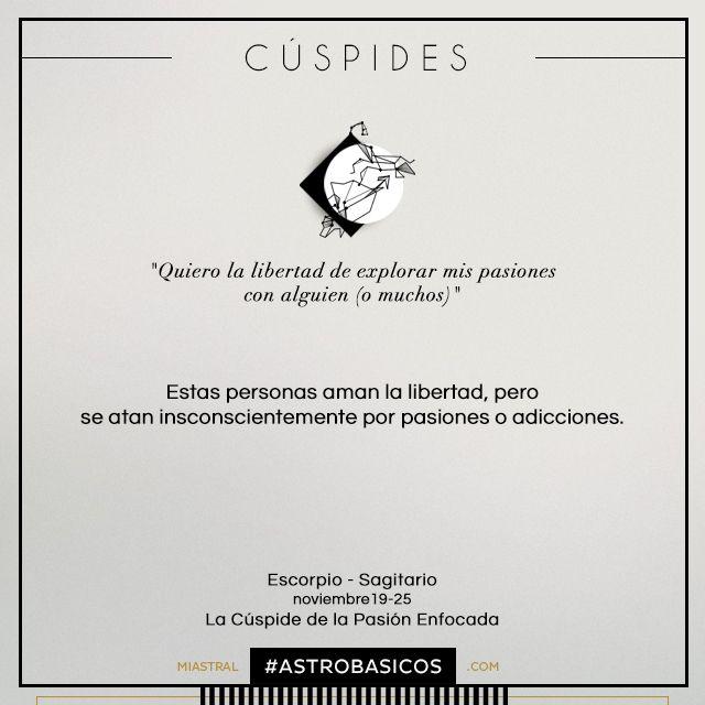 Astrobasics Cuspide Escorpio-Sagitario