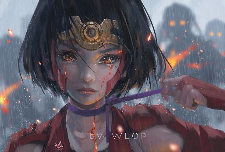 Mumei, WL OP on ArtStation at https://www.artstation.com/artwork/R5JNy