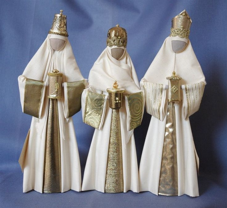 Three Wise Men — Nativities New Zealand