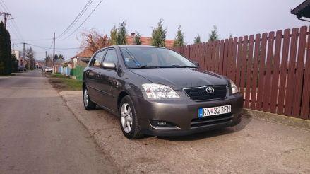 Toyota Corolla 1.4 VVT-i Sol