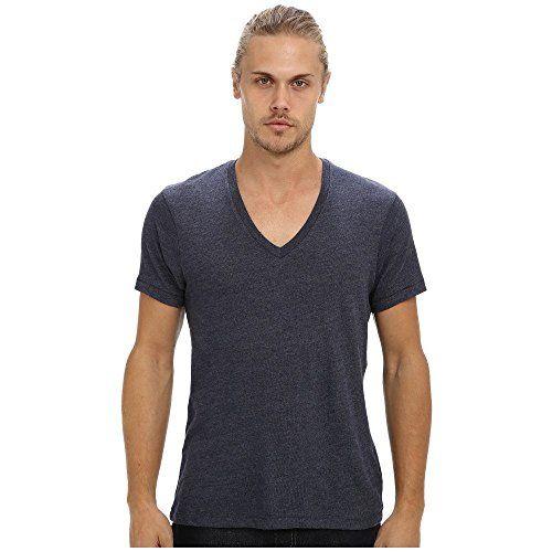(オルタナティヴ) Alternative メンズ トップス Tシャツ Boss V-Neck Tee 並行輸入品  新品【取り寄せ商品のため、お届けまでに2週間前後かかります。】 表示サイズ表はすべて【参考サイズ】です。ご不明点はお問合せ下さい。 カラー:Eco True Navy