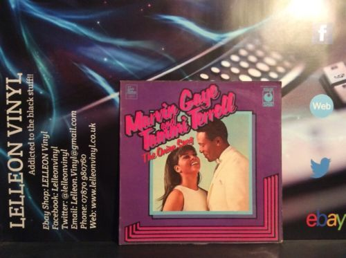 Marvin Gaye And Tammi Terrell The Onion Song LP SPR90037 Tamla Motown Soul 60's Music:Records:Albums/ LPs:R&B/ Soul:Motown