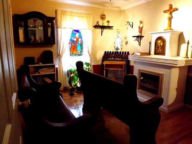 Idea Prayer RoomChesterfieldCatholicAltarsRoman Catholic