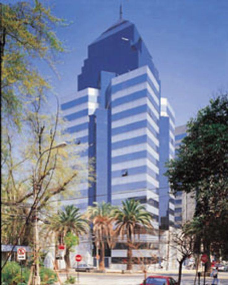 Santiago de Chile - ING buildings