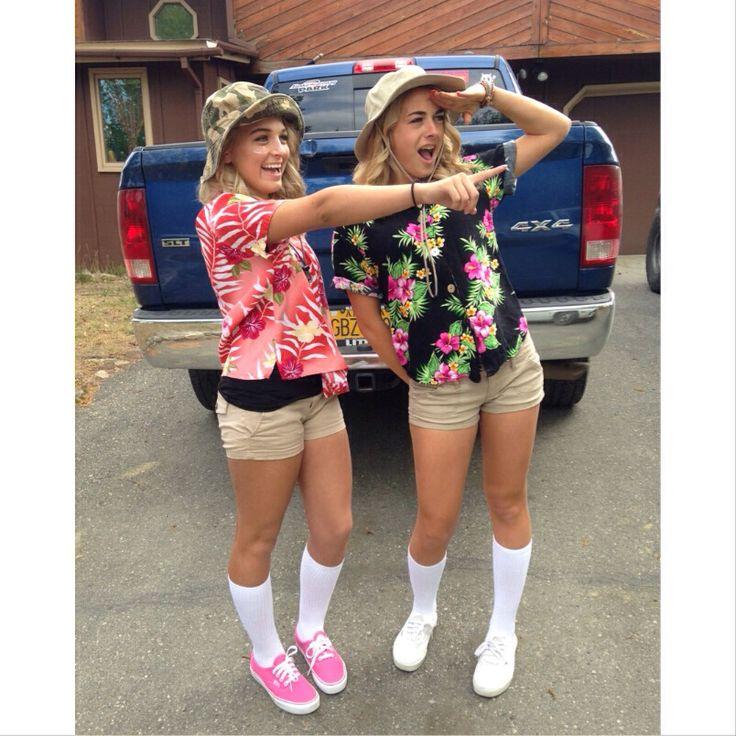 Costume #tourist #Hawaii #funny