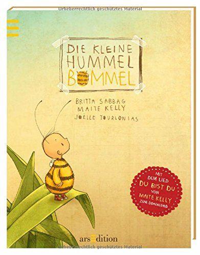 Die kleine Hummel Bommel: Du bist du! von Britta Sabbag http://www.amazon.de/dp/3845806370/ref=cm_sw_r_pi_dp_L1tRvb1G1EZDV