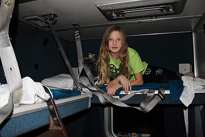 Family Bedroom On The Empire Builder Amtrak Pinterest