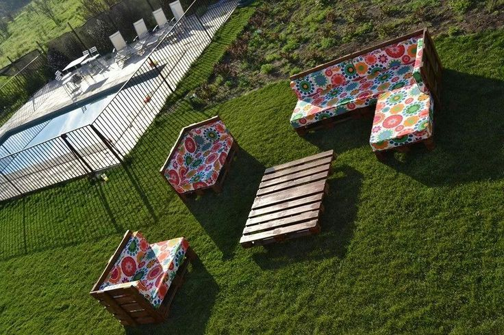 11 best images about decoup tienda chicureo chile for Juego de terraza usado chile