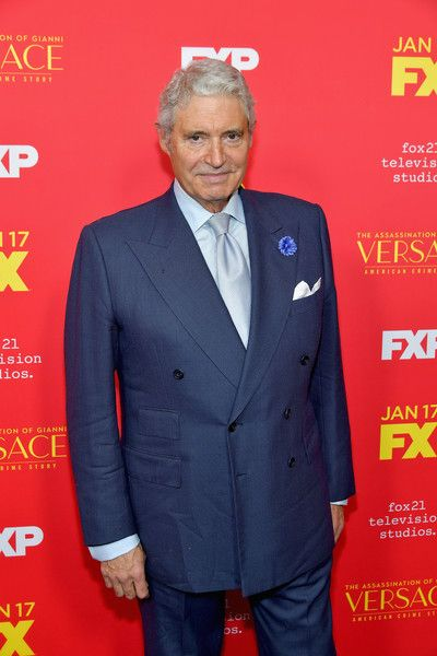 """Michael Nouri Photos - Actor Michael Nouri attends the premiere of FX's """"The Assassination Of Gianni Versace: American Crime Story"""" at ArcLight Hollywood on January 8, 2018 in Hollywood, California. - Michael Nouri Photos - 8 of 203"""