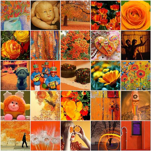 Color Therapy Orange And The Sacral Sex Chakra