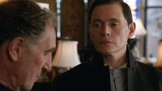 "Burn Gorman in ""Forever"" this show was so underrated."