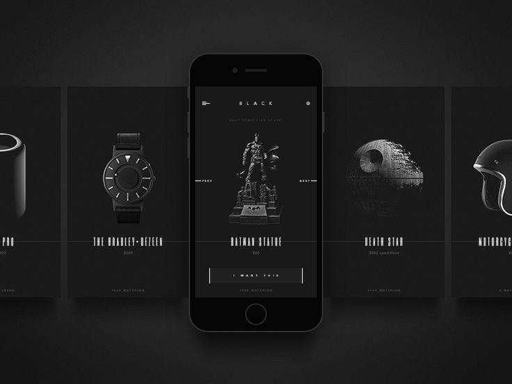 Black - app promo 05