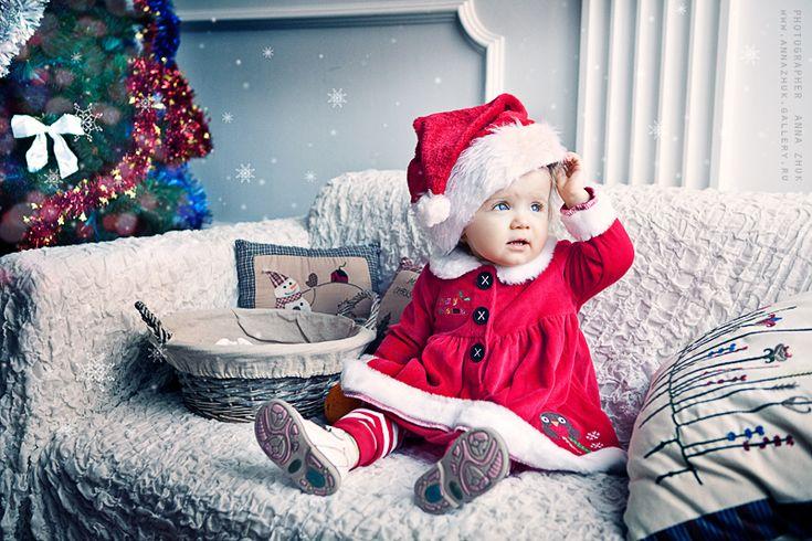 новогодняя детская фотосессия - Поиск в Google