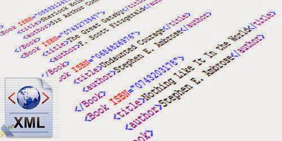 Males Code: Apa itu XML dan Kegunaannya Pada Blogger?