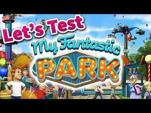 Cool My Fantastic Park Browsergame http mygamedeals de