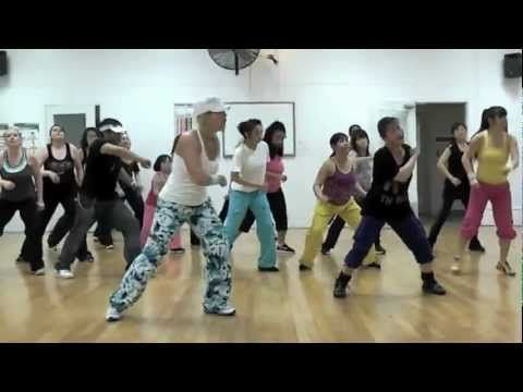 "▶ FLO RIDA - ""Low"" - Choreography for Dance Fitness - YouTube"