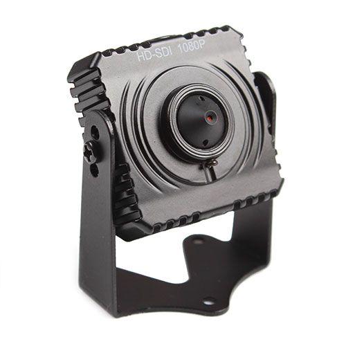 64€ Deutschland , HD-SDI Mini Kamera 3.7mm Nadelöhr Camera Full HD 1080P WDR 3D-DNR OSD
