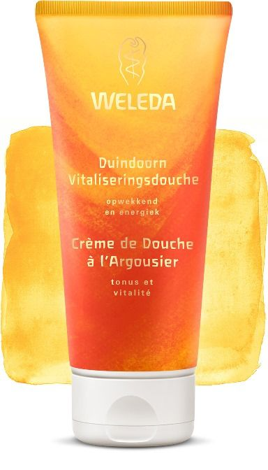 Duindoorn vitaliseringsdouche - Weleda - Douchecrème