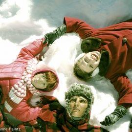 2009 - Christmas09 - Snow Angels - 1200px-wmk