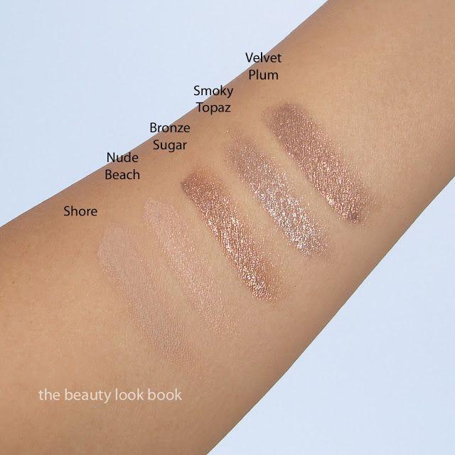 The Beauty Look Book: Bobbi Brown Long-Wear Cream Shadows