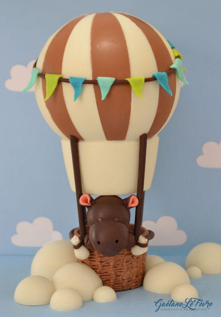 Montgolfière Chocolat