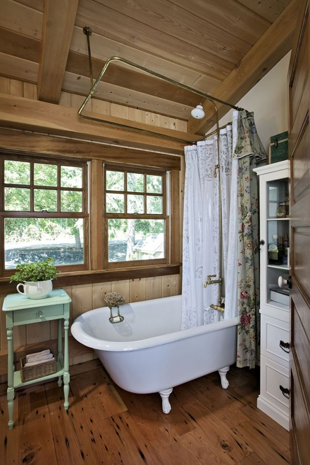 1000 images about cottage living on pinterest cottages for Small bathroom design cottage