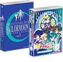 Japanese 20th Anniversary Sailor Moon S Anime DVD Box Set #1